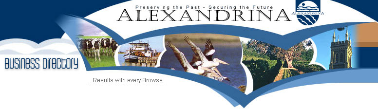 Alexandrina Locality List - Find GENUINELY LOCAL Businesses in YOUR AREA