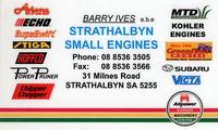 Visit Strathalbyn Small Engines