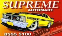 Visit Supreme Auto Mart