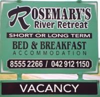 Visit Rosemary's River Retreat